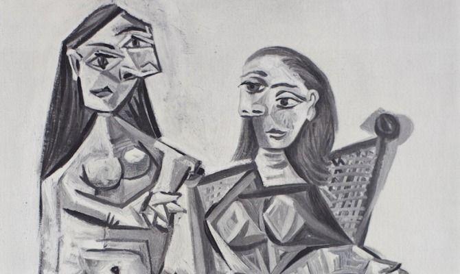 Pablo Picasso? E' Noto