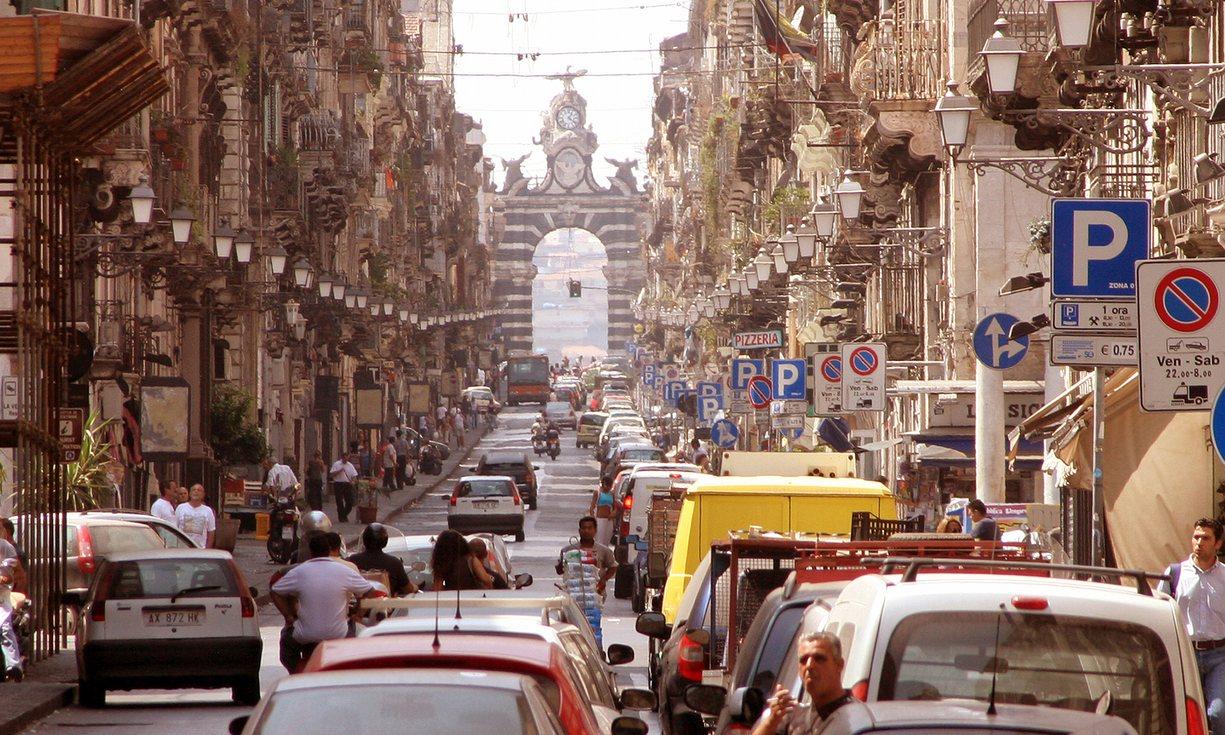 Ancora sull'arte a Catania.