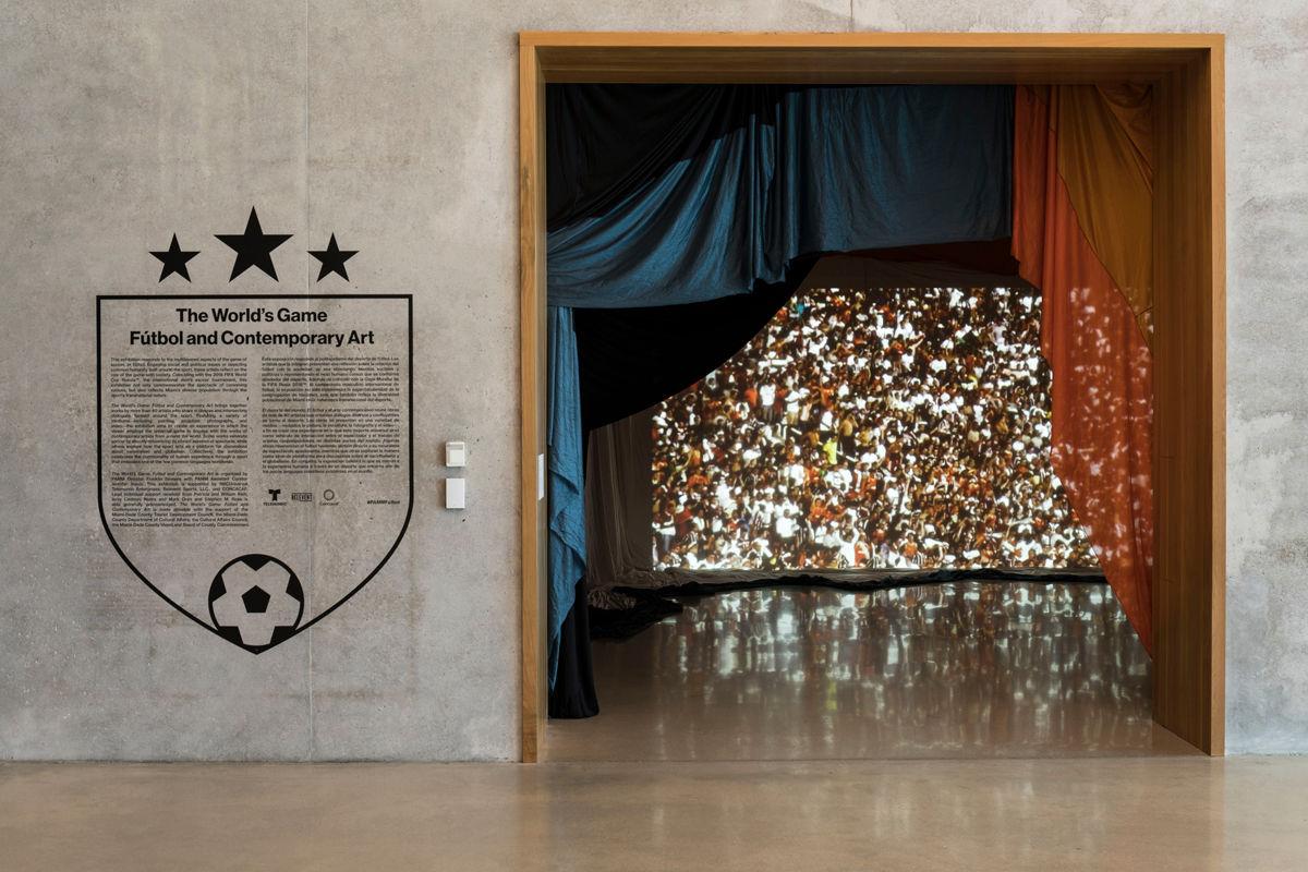 Calcio & Arte Contemporanea. A Miami