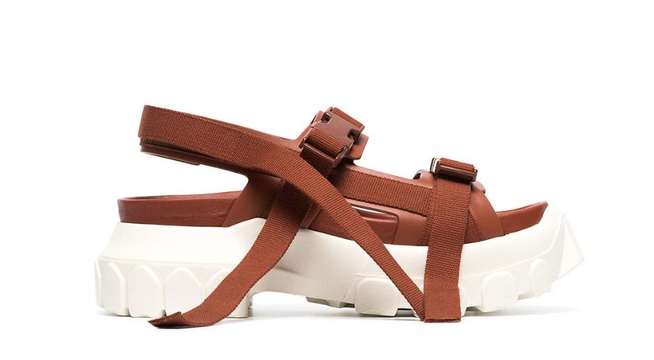 Il Sandalo Assoluto. Di Rick Owens