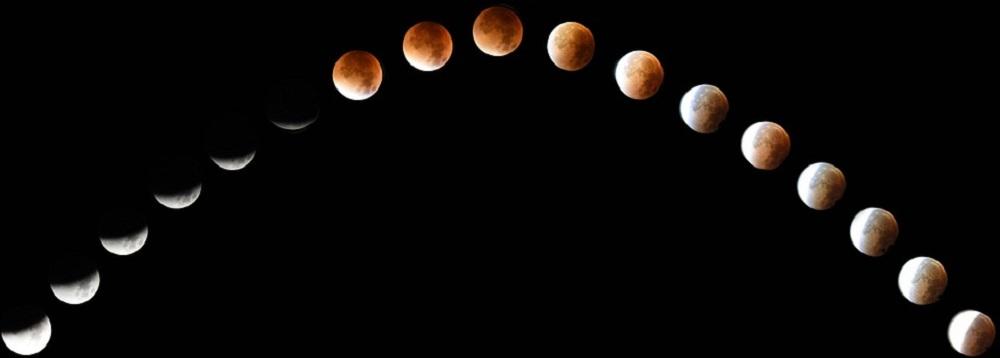 27.07.2018. Centotre Minuti di Luna Rossa