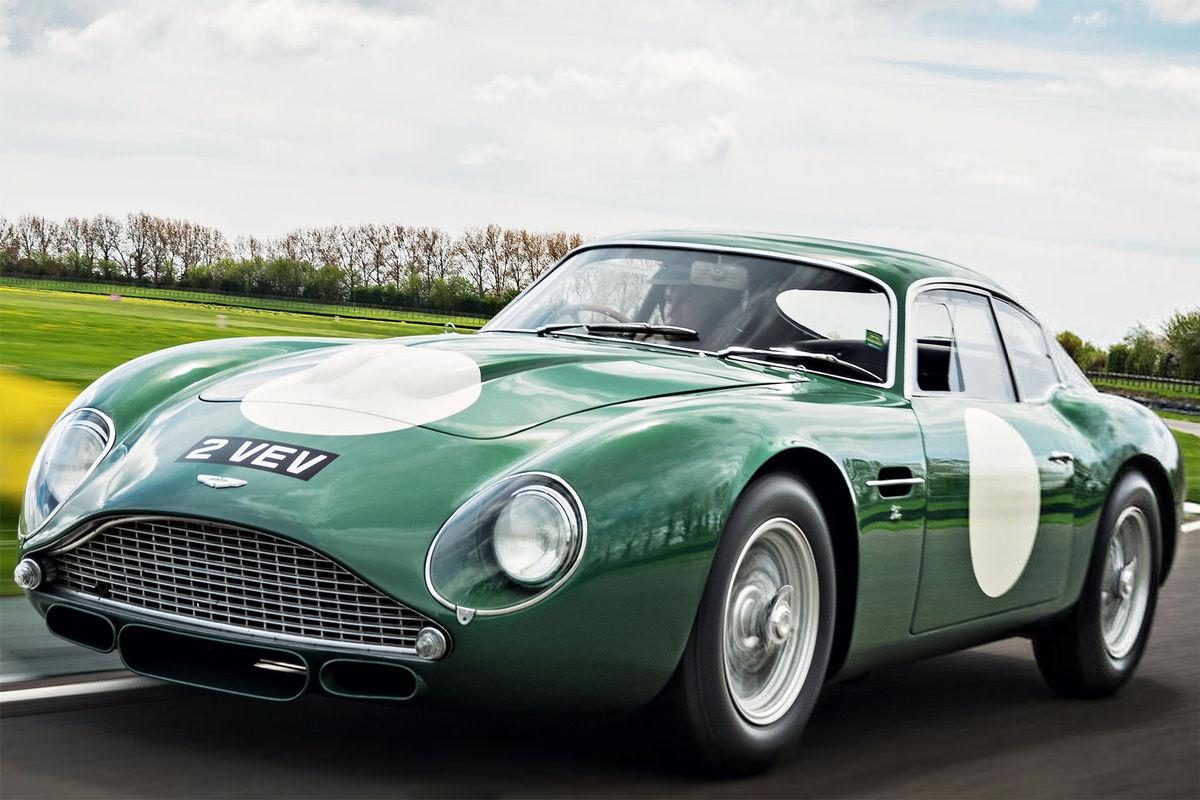 l'Aston Martin più Preziosa