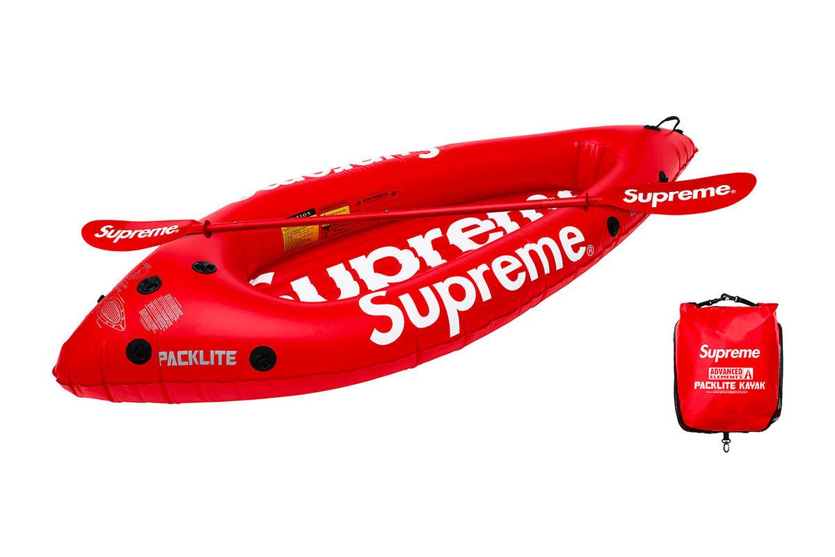 Il Kayak Portatile di Supreme