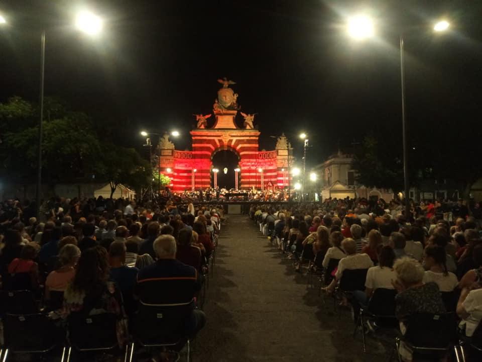 L'orchestra del Teatro Bellini. Per WonderTime 2018