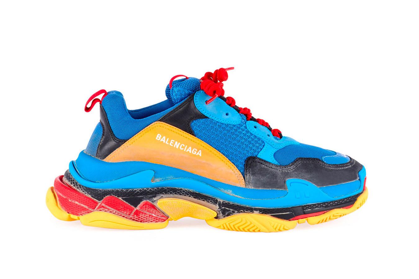 Triple-S. La  Sneaker Regina