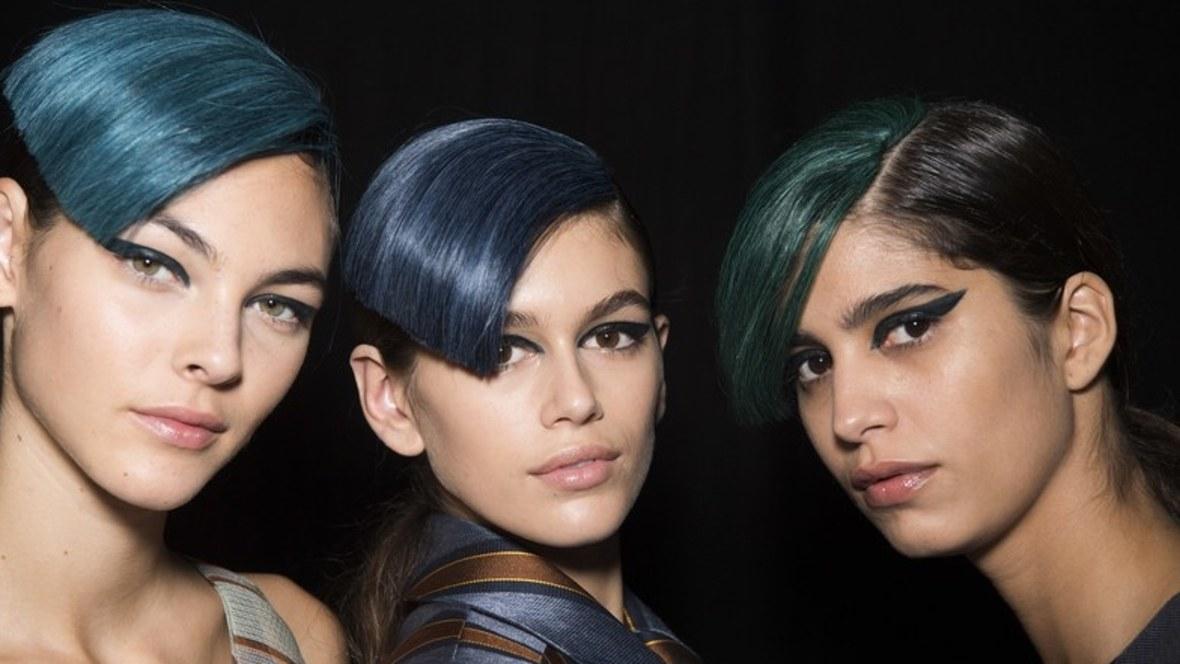 Raimbow Hair. Anche per l'Inverno
