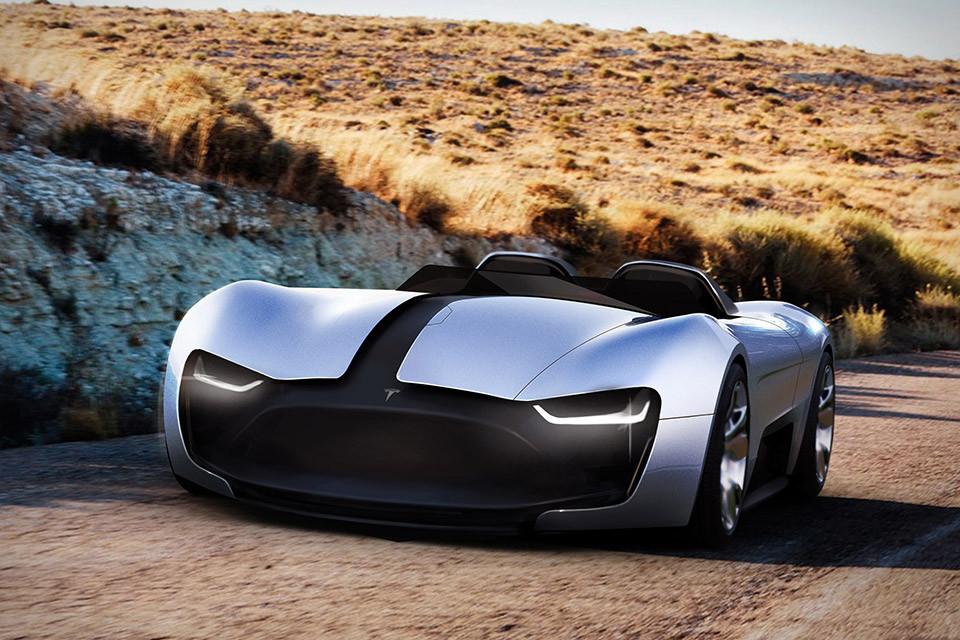 E' elettrica l'auto più bella del mondo
