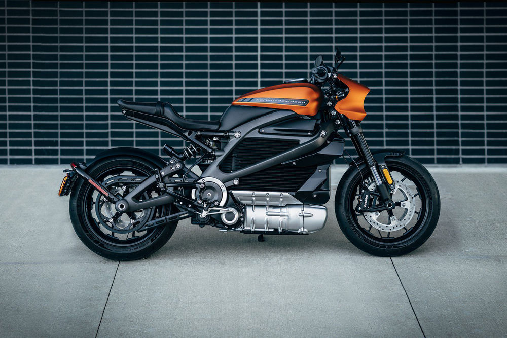 Il futuro elettrico della Harley