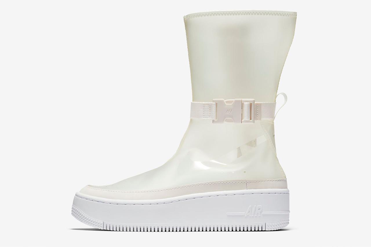 Phantom boot per temperature rigide