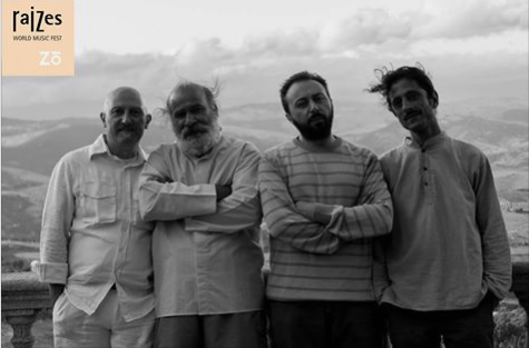 SANGUMIT. Calabria / Iran / Palestina. Da Zo a Catania