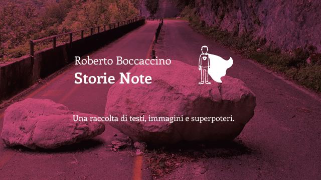 Tutte STORIE quelle di Boccacino. A Siracusa