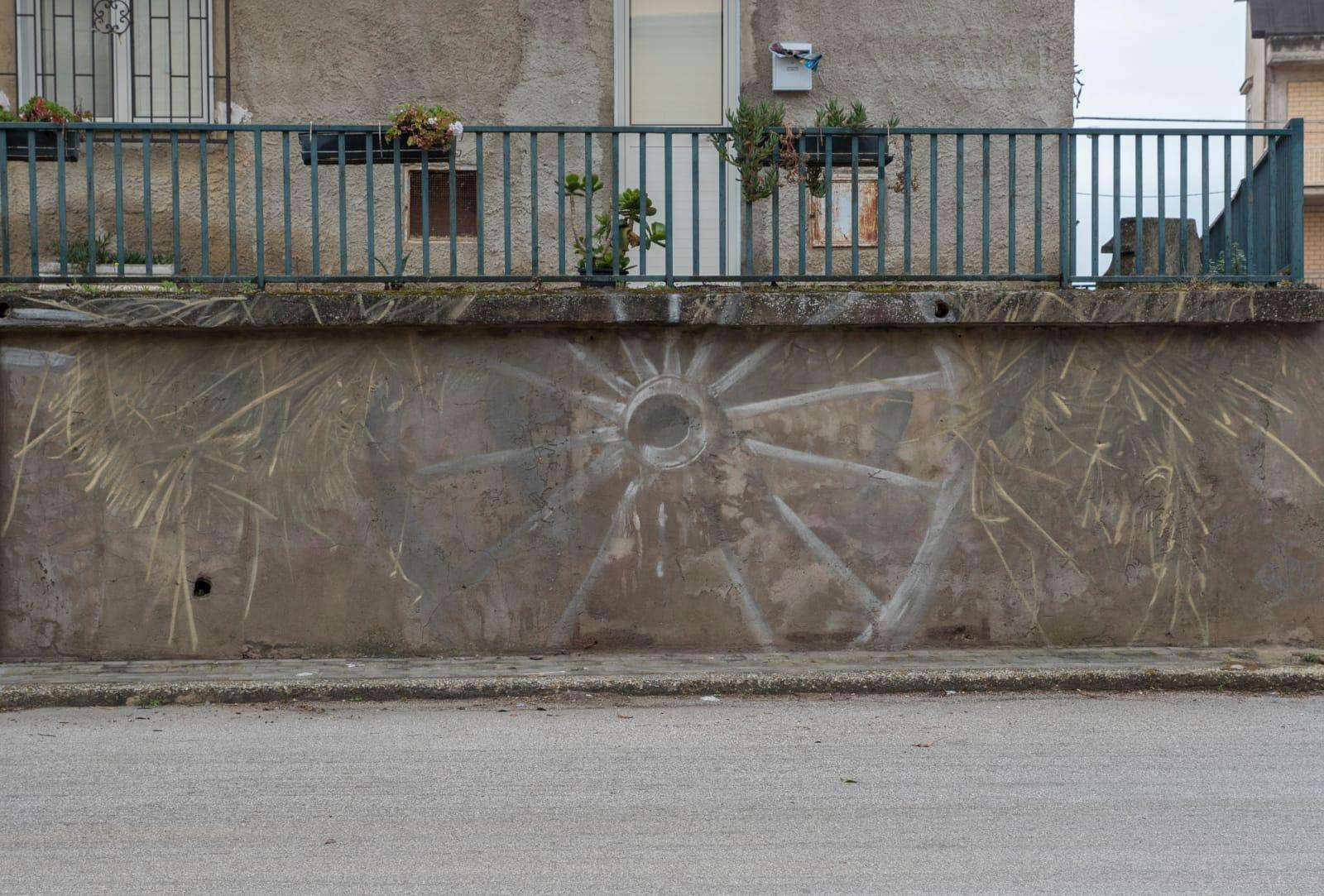 TRANSUMANZE. Sui muri tra Palermo a Catania