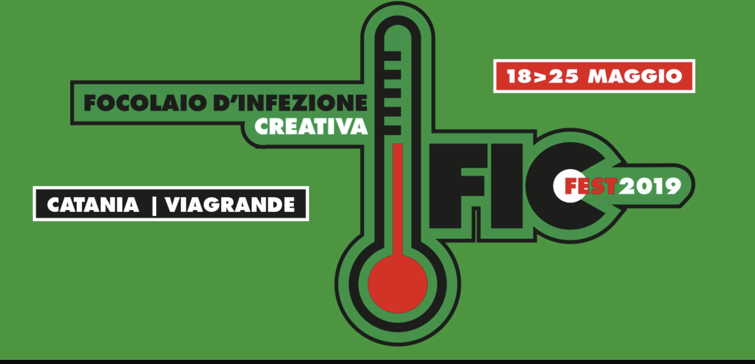 8 GIORNI DI FIC FEST. Scenario Pubblico a Catania e Viagrande