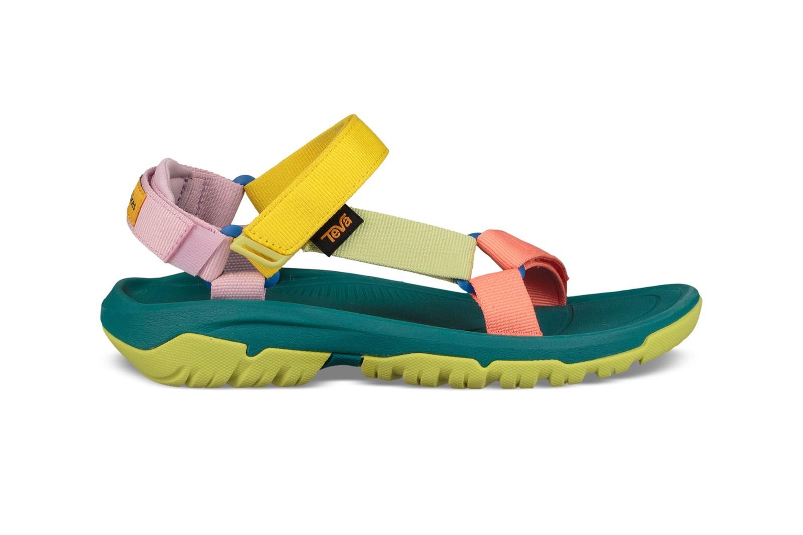 I sandali outdoor. Per lei