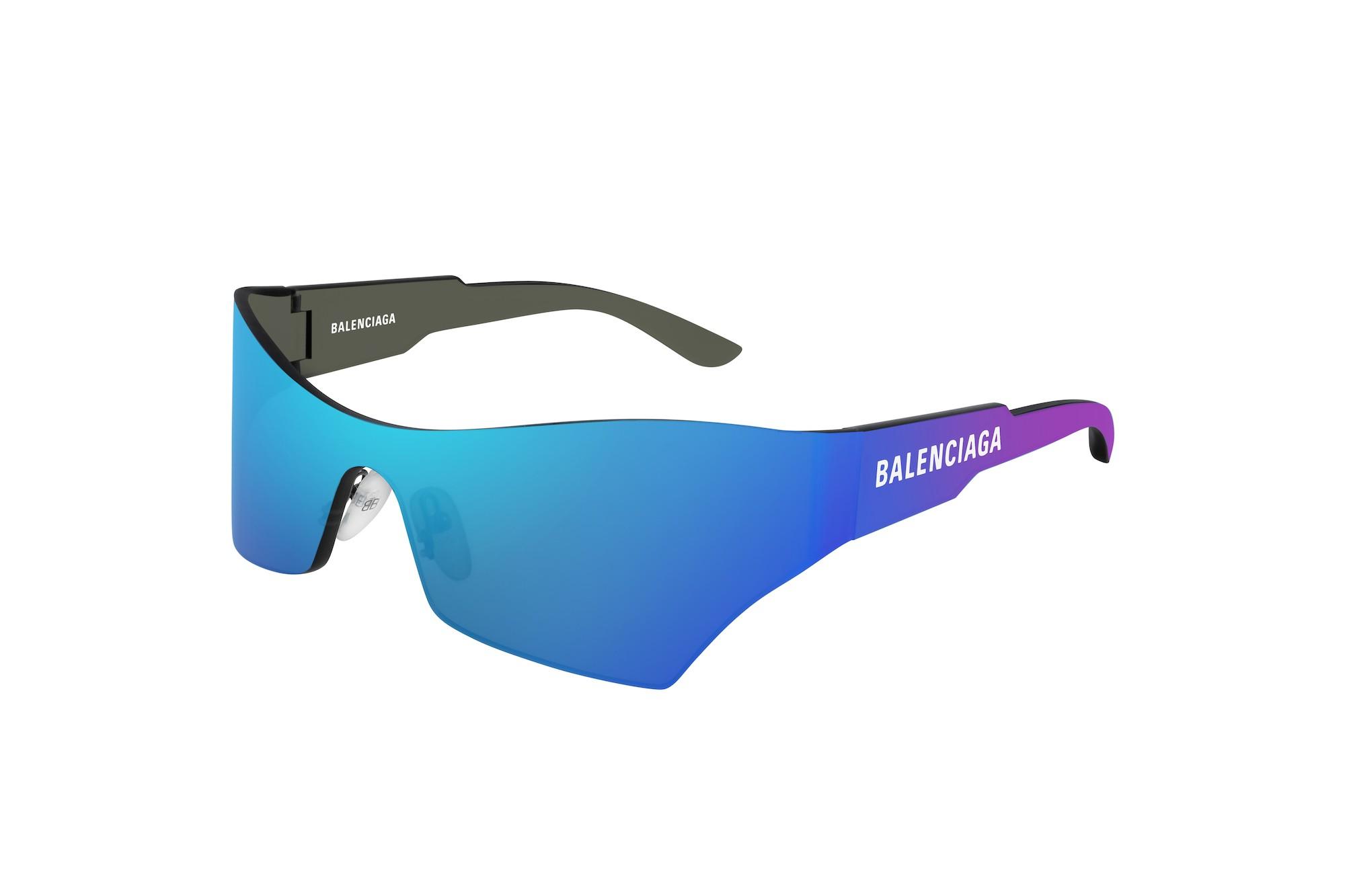 Sunglasses? La nuova estetica è retro-futurista