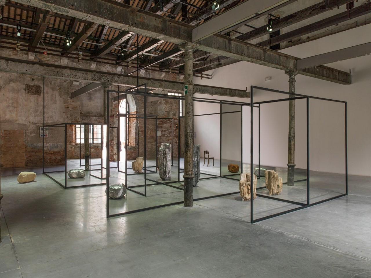 La Collezione Sandretto Re Rebaudengo a Palazzo Biscari