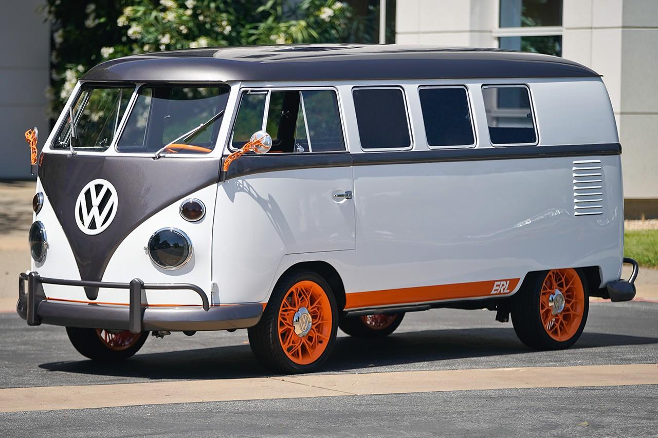 Type 20. L'elettrico di  Volkswagen