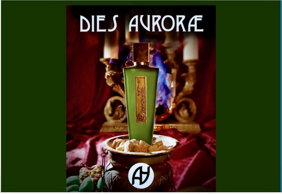 Il racconto del nuovo profumo di Antonio Alessandria