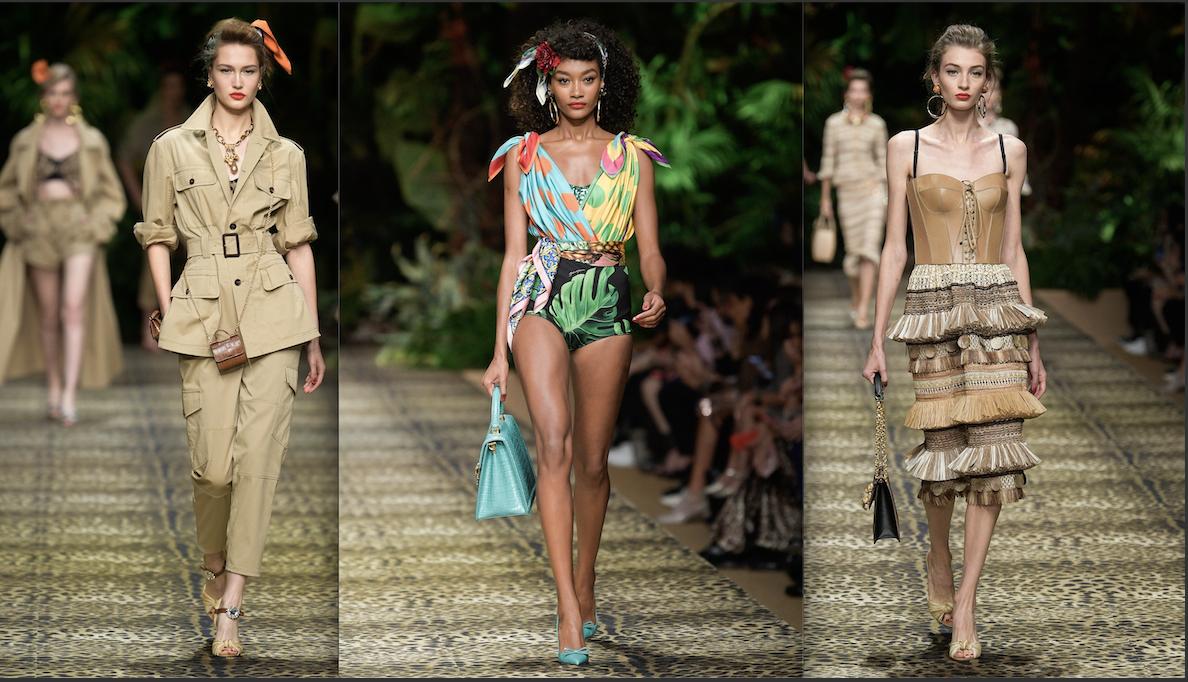 L'ultimo trend moda. Da Polizzi Generosa all'Africa