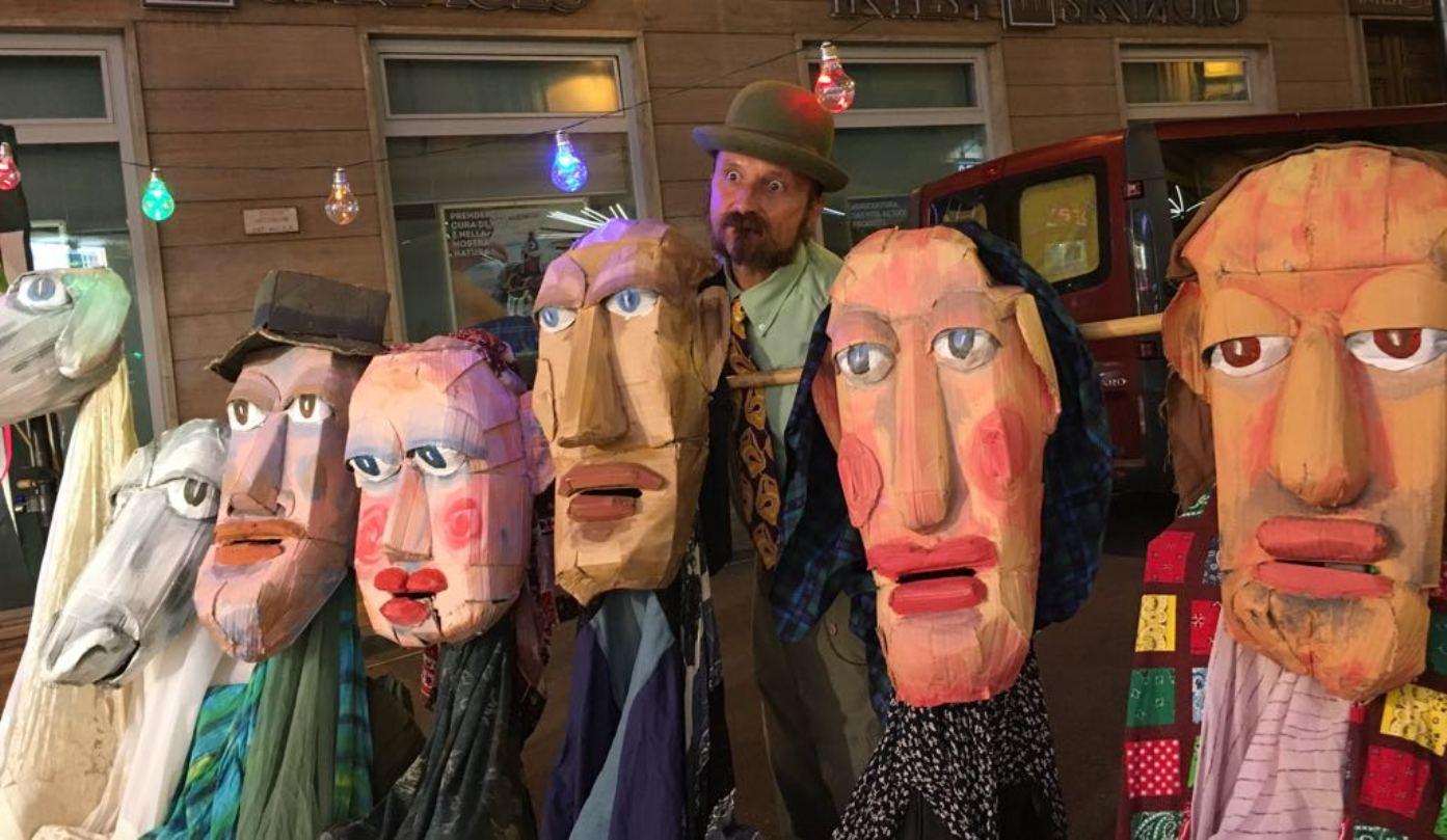 San Martino Puppet Festival. A Siracusa