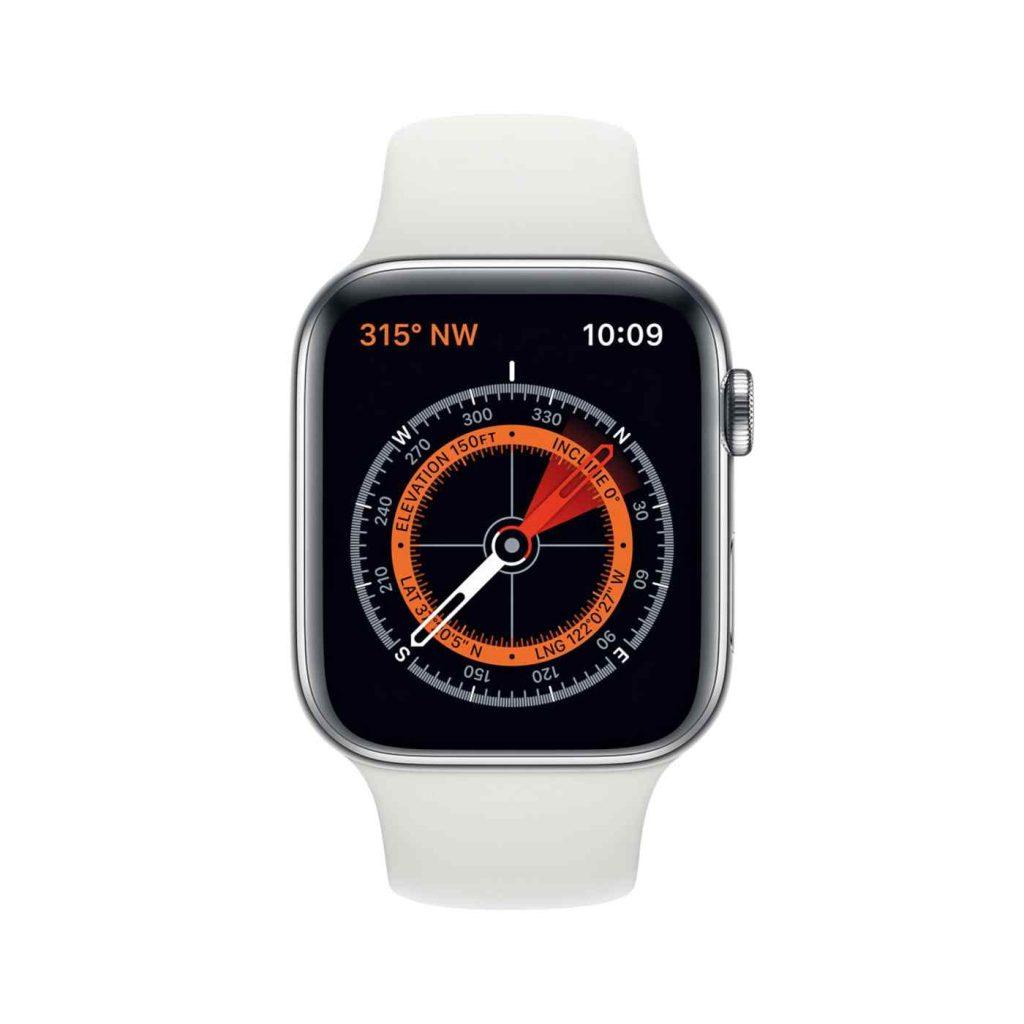 L' Apple Watch Serie 5