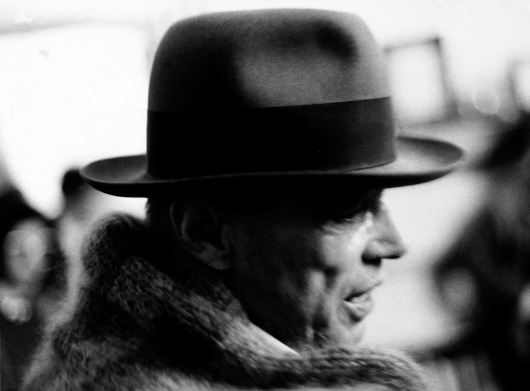 La DIFESA DELLA NATURA di Joseph Beuys. A Siracusa