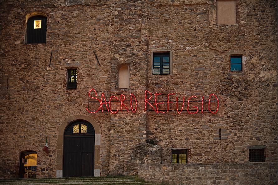 IL SACRO RIFUGIO di Francesco de Grandi a Castelbuono