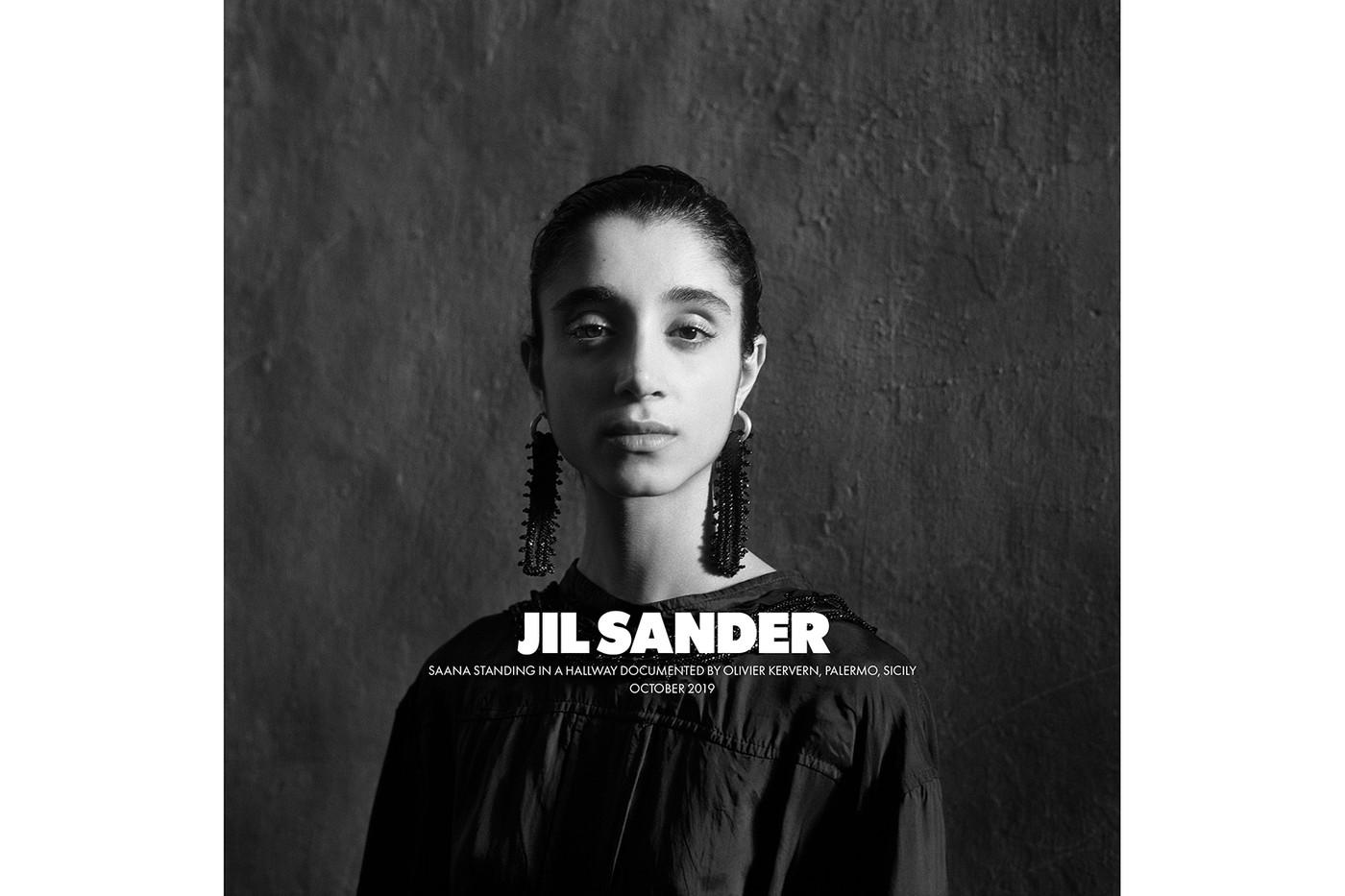 Jil Sander in Sicilia per la campagna p/e 2020