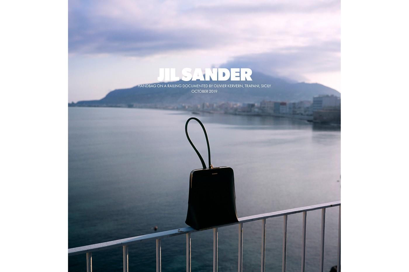 Il viaggio siciliano di Jil Sander